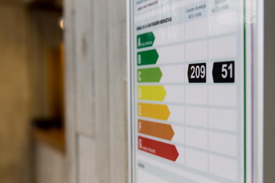 ¿Qué es la etiqueta de eficiencia energética?